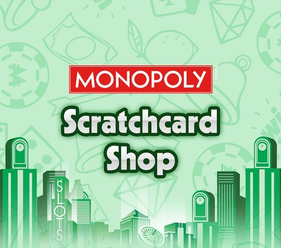 MONOPOLY Casino Games | Play £10, Get 30 Free Spins